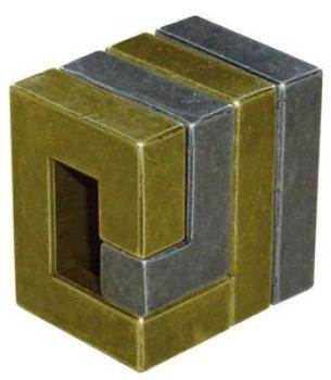 Huzzle Cast Coil